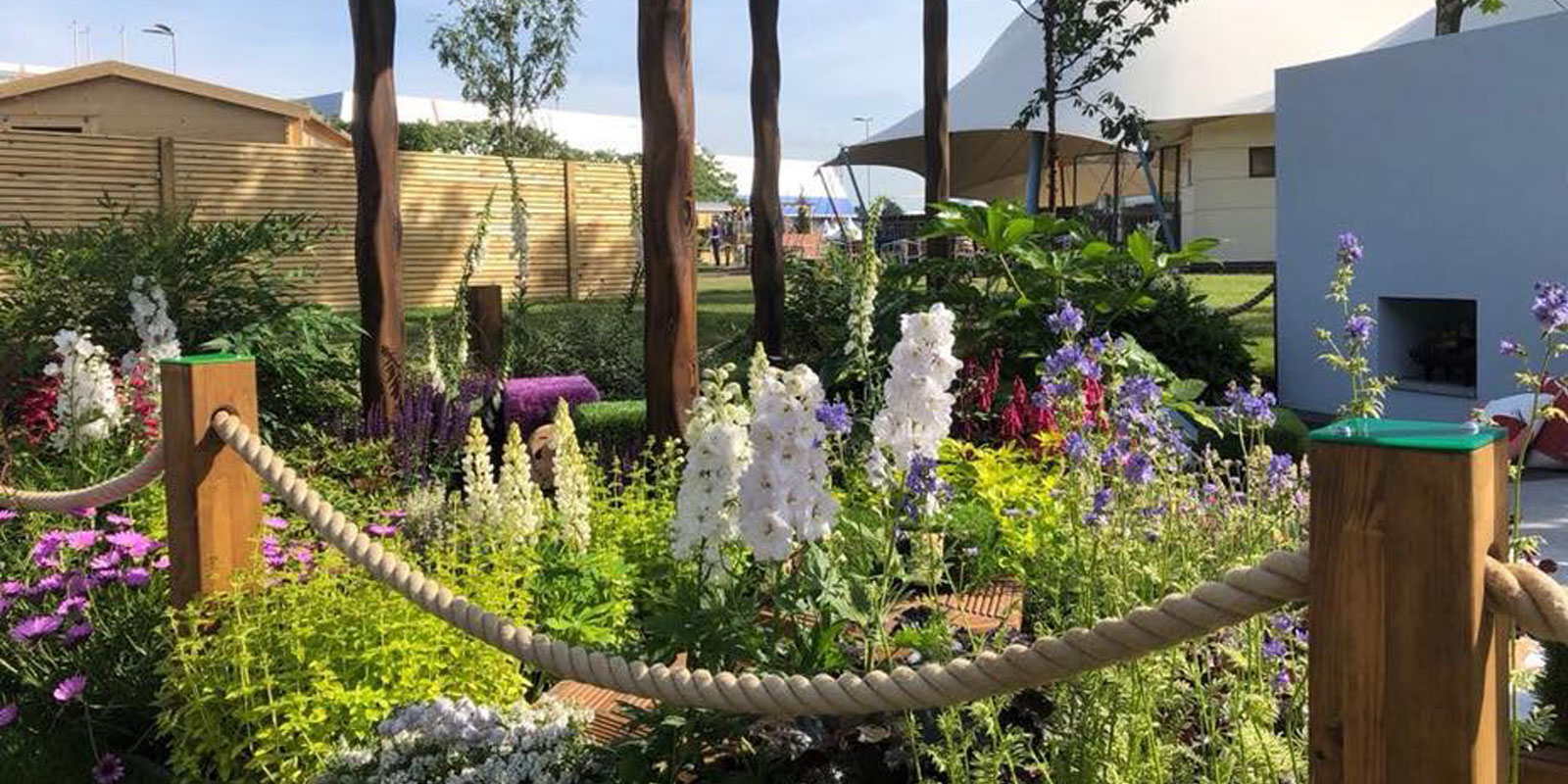Timotay Landscapes shortlisted for APL Avenue Show Garden Competition
