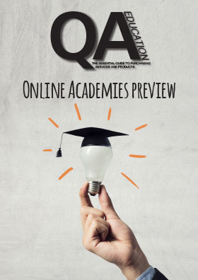 Academy preview front cover