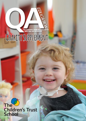 Charity supplement front cover