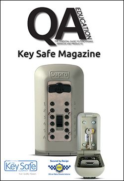 Key Safe Magazine