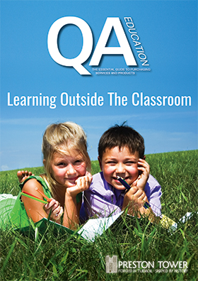Learning outside front cover