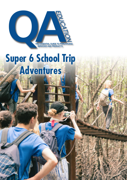 Super 6 School Trip Adventures