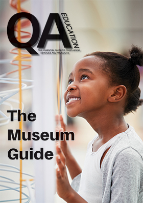 Museum guide front cover