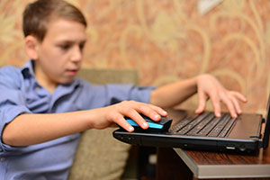 How you can help your child online