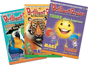 Brilliant Brainz Monthly Magazine For Teachers