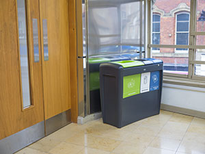 Glasdon Nexus® Waste Bins