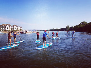 Waterborn Stand Up Paddleboard School