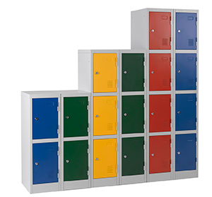 Rethink Lockers with Action Storage
