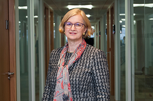 """Curriculum is not just a quick fix,"" says Her Majesty's Chief Inspector of Education Amanda Spielman"