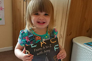 Education Books - It's Your Story - From A to Z