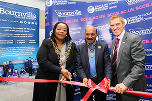 Bournville College Academy Officially Opened By Lord Mayor Of Birmingham