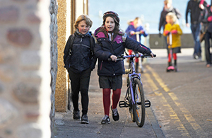 Schools invited to take on UK's biggest cycling, walking and scooting challenge