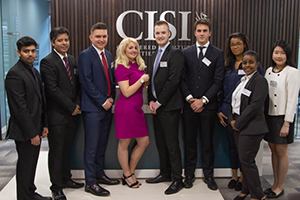 CISI Educational Trust awards