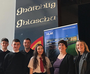 HLM have teamed up with Glasgow Gaelic School