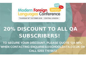 Modern Foreign Languages Conference