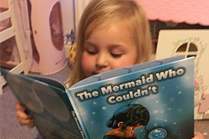 Education Books - Mermaid Who Couldn't