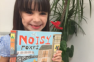 Education Books - Noisy Foxes