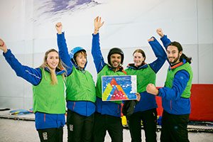 Reckon You Can Conquer Manchester's Own Everest Peak? - Chill Factore