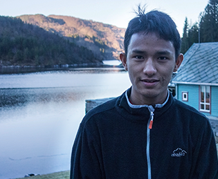UWC student Hari on his Arctic experience