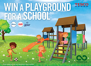 2018 Win a Playground for a School Contest