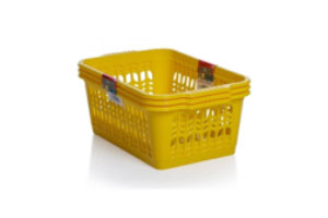 Yellow storage solution