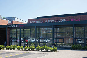 Accrington & Rossendale College supports a national week of activity