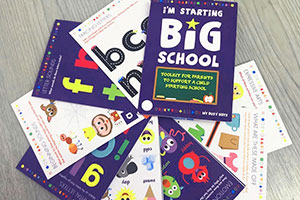 WIN – I'm Going To Big School Starter Kit