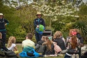 Chester Zoo workshops