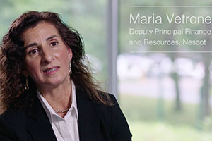 energy efficiency savings in school - Maria Vetrone