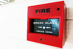 Fire safety in schools