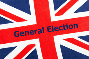 general election logo