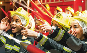 Learn By Doing At Kidzania London