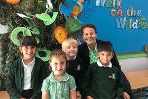New Head Joins Downsbrook Primary School