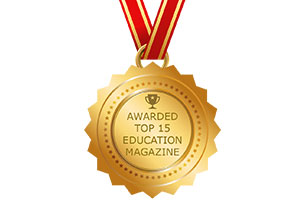 QA Education has been named 9th top education magazine in the world