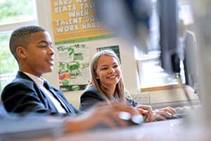The West Bridgford School (WBS) needed to upgrade its virtual learning environment (VLE)