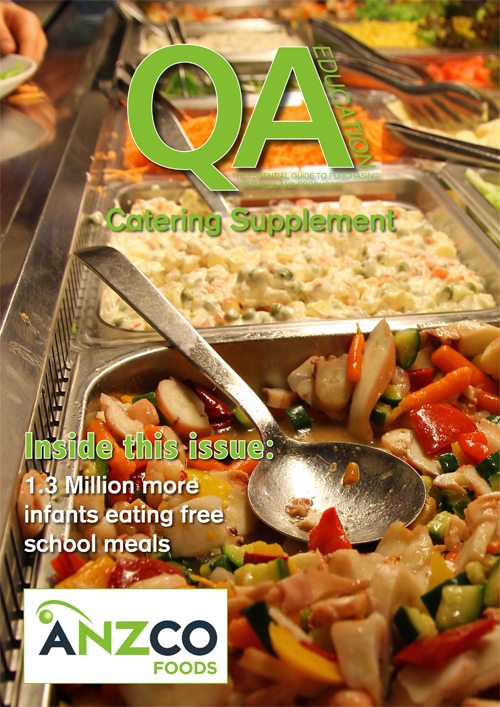 QA Education Catering