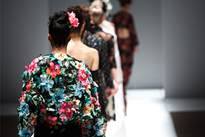 Careers advice for fashionistas – a catwalk