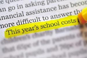 school cost, forecasting and budgeting