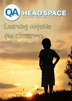 Learning outside the classroom front cover