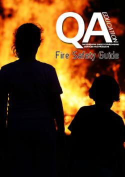 Fire Safety Guide Front cover