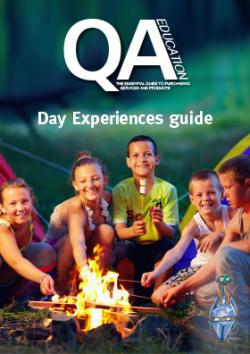 The Day experiences front cover