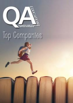 Top companies front cover