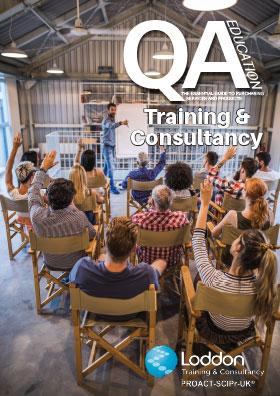 Training and Consultancy Guide front cover