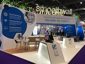 Smoothwall join forces with VESPA Mindset and Warwickshire County Council at BETT 2019