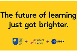 Open University has teamed up with SEEK in a £50m edtech deal