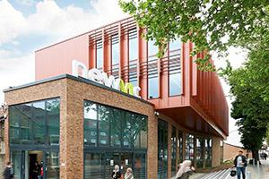 NewVIc achieves Ofsted outstanding