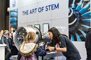 Rolls-Royce STEM education sessions for primary schools