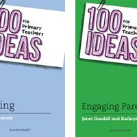 100 ideas books from Bloomsbury books