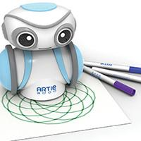 The Artie 3000 Drawing robot from Learning resources