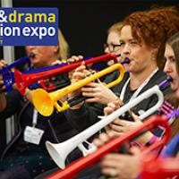Music & Drama Education Expo at Olympia, London
